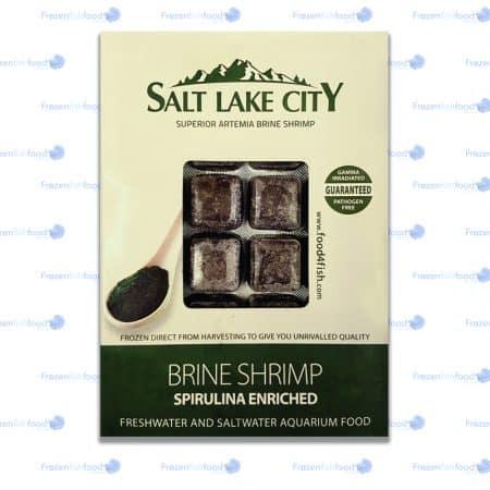 Brine Shrimp Spirulina