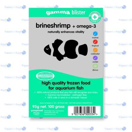 Brine Shrimp and Omega 3
