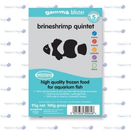 Brineshrimp - Quintet