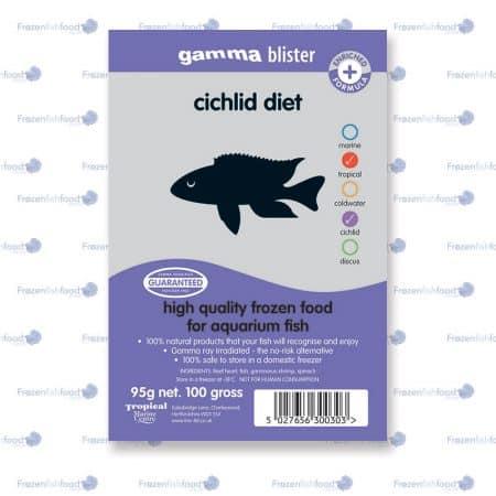 Cichlid Diet