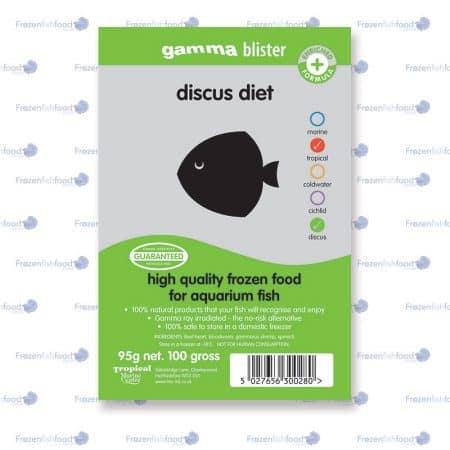 Discus Diet