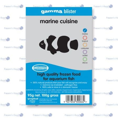 Marine Cuisine