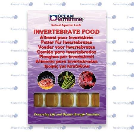 Invertebrate Food