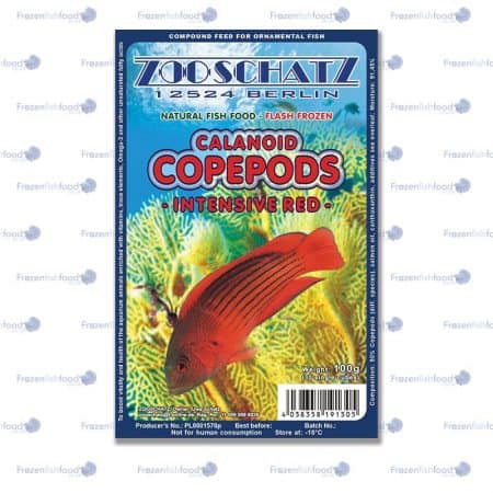 Calenoid Copepods Int Red