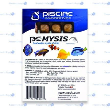 Piscene Mysis Shrimp